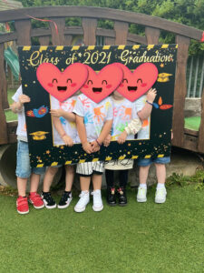 Picture of Doras Buí Early Years Graduates
