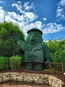 Picture of Tayto Park Mr Tayto