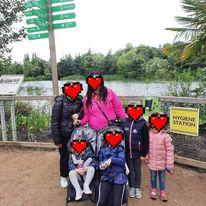 doras bui service users at Dublin Zoo