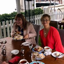 Picture of Doras Bui Staff Members at the Masion House Afternoon tea